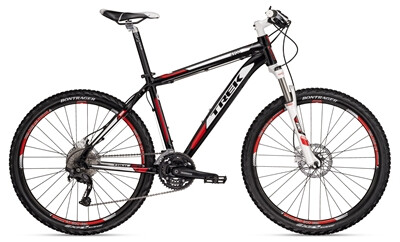 Trek - 4900 Disc black
