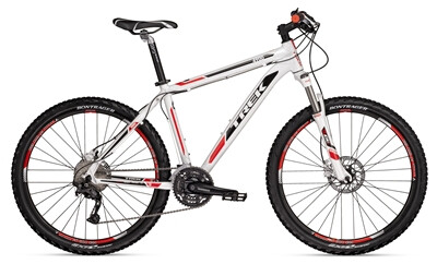 Trek - 4900 Disc white