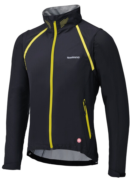 SHIMANO - Zipp Off Windstopper Jacke