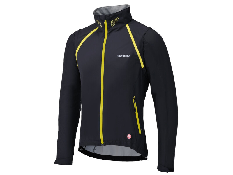 Shimano Zipp Off Windstopper Jacke
