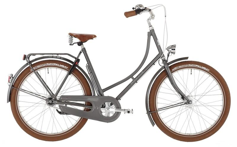 Bismarck Damen grau Citybike