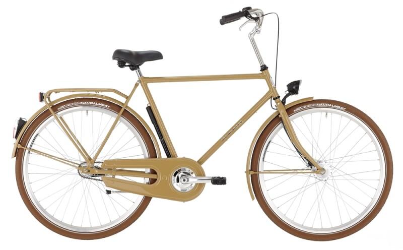 Bismarck Herren Beige Citybike