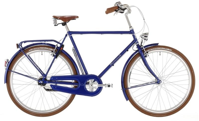 Bismarck Herren Blaumetallic Citybike