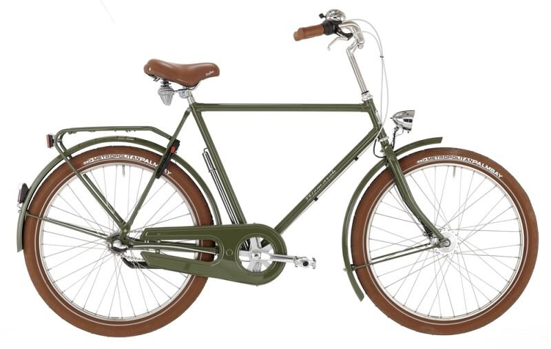 Bismarck Herren Olive Citybike