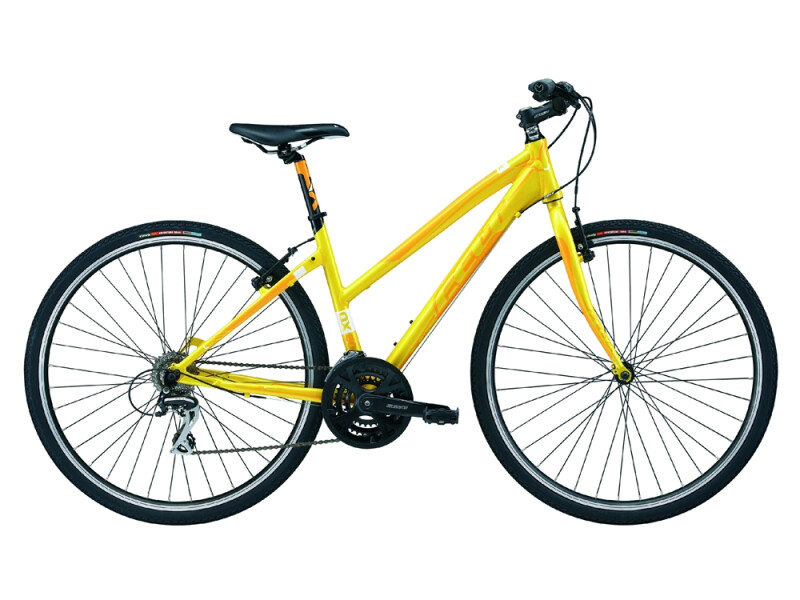 Felt QX60L yellow