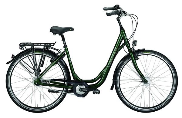 HARTJE MANUFAKTUR - San Remo Damen grün
