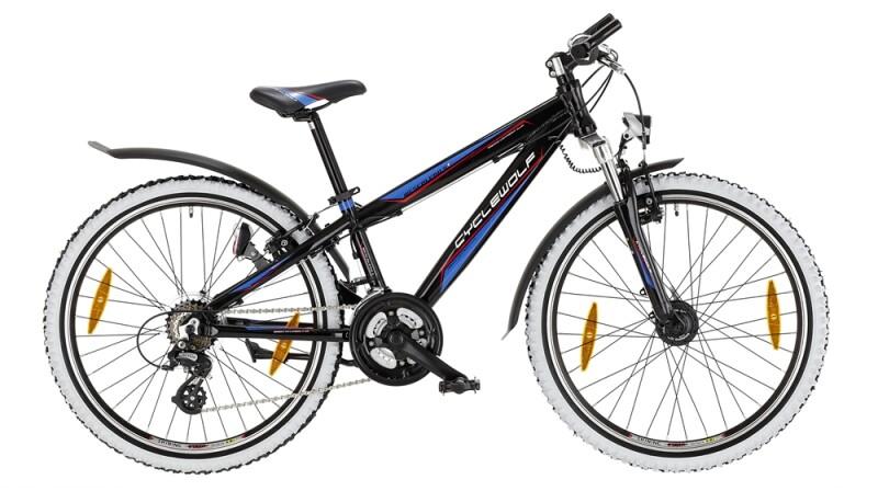 CycleWolf Mescalero S24