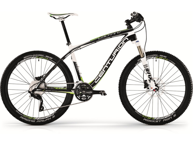 Centurion Backfire Carbon Ultimate 1