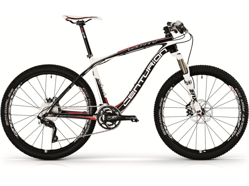 Centurion Backfire Carbon Ultimate 3