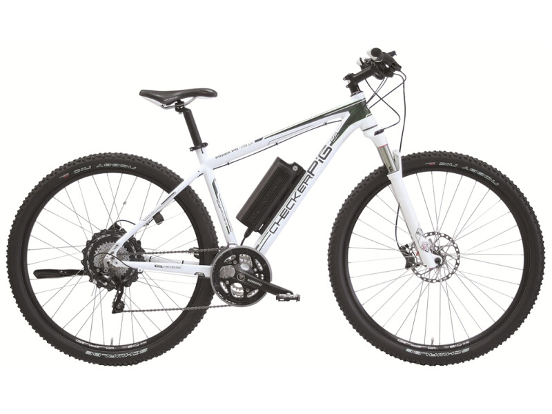 "Checker Pig Power Pig 29"" E-MTB"