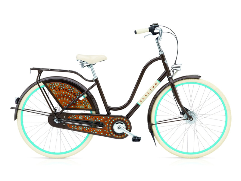 Electra Bicycle Amsterdam Fashion 3i ladies