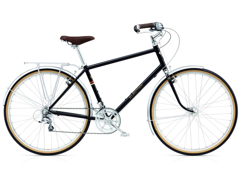 Electra Bicycle Ticino 20D men