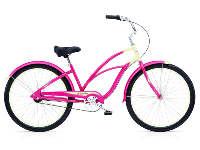 Electra Bicycle Cruiser Custom 3i ladies
