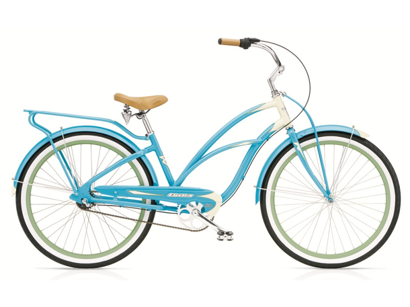 Electra Bicycle Super Deluxe 3i ladies