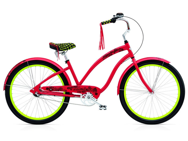 Electra Bicycle Lace 3i ladies