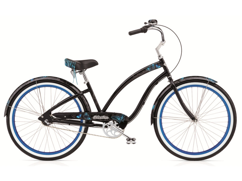 Electra Bicycle Mariposa 3i ladies
