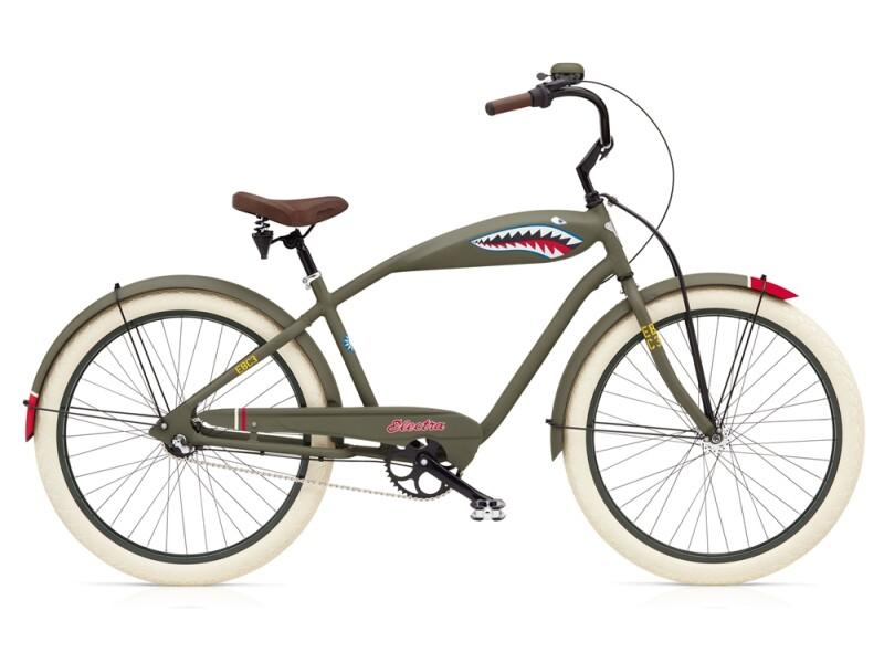 Electra Bicycle Tiger-Shark 3i men