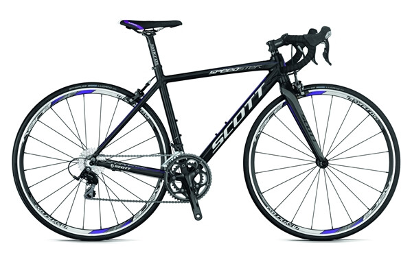 SCOTT - Contessa Speedster 15 (CD20)