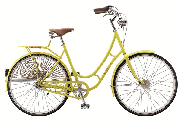 VIVA BIKE - Juliett – Steel Classic