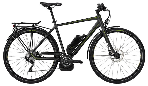 GHOST - E-Hybride Trekking 4000 Man 2013