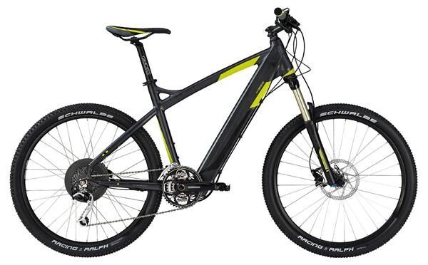 GHOST - E-Hybride Trail 4000 Man 2013
