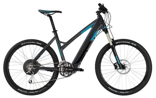 GHOST - E-Hybride Trail 4000 Lady 2013
