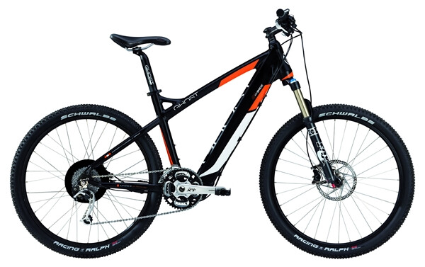 GHOST - E-Hybride Trail 9000 Man 2013