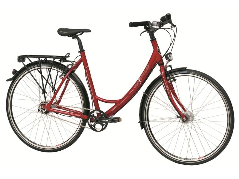 Maxcycles City Lite Rohloff SL/SON