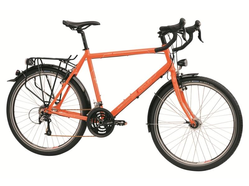 Maxcycles Twenty Six R 30 Travel