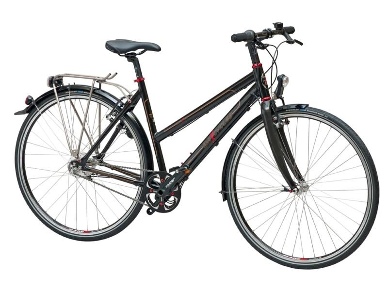 Maxcycles Traffix Rohloff SL/SON