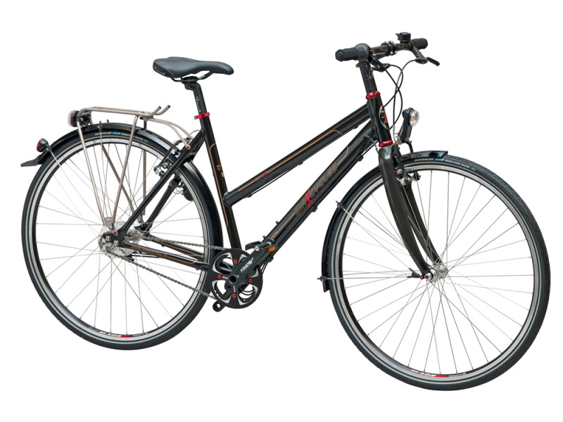 Maxcycles Traffix Nexus 8  SL/SON