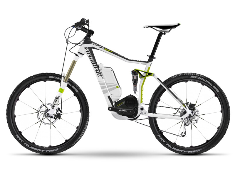 Haibike eQ Xduro FS All Mountain 26''