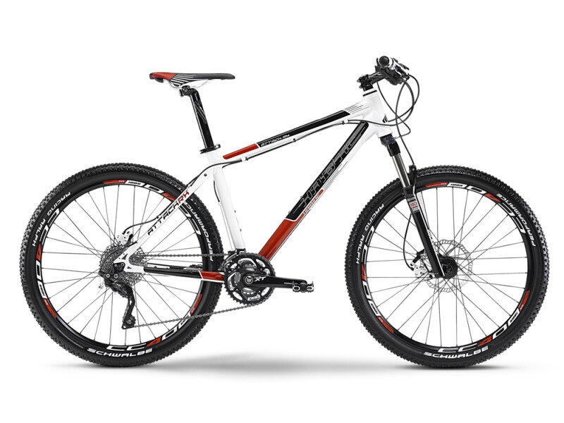 Haibike Attack RX 26''