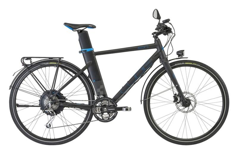 Cube EPO45 Nature FE (StVZO-konform) E-Bike