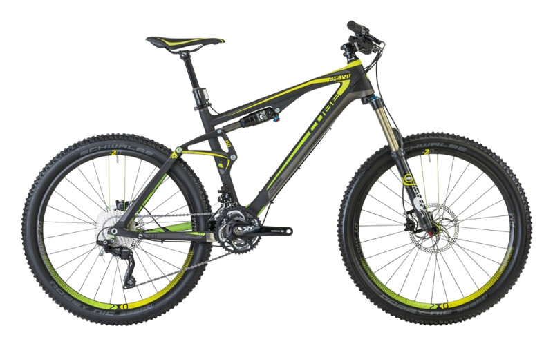 Cube AMS 150 Super HPC SL Mountainbike