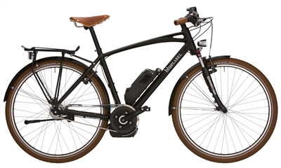 Riese und Müller blueLABEL Cruiser City hybrid