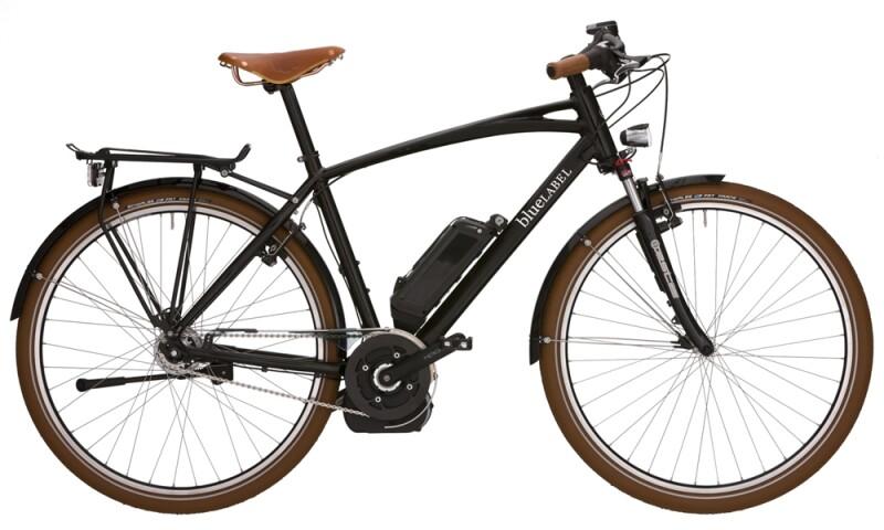 Riese und Müller blueLABEL Cruiser City hybrid E-Bike