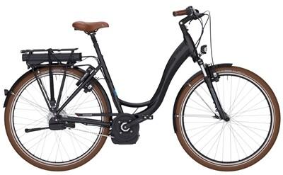 Riese und Müller blueLABEL Komfort City hybrid schwarz