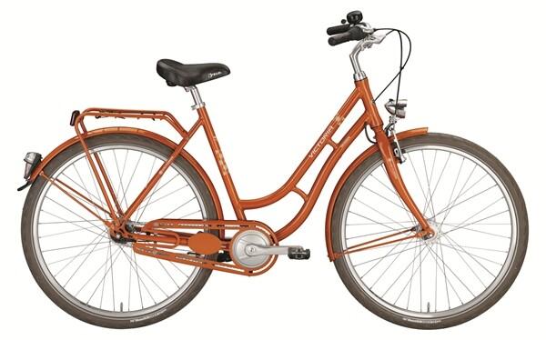 VICTORIA - Skagen orange