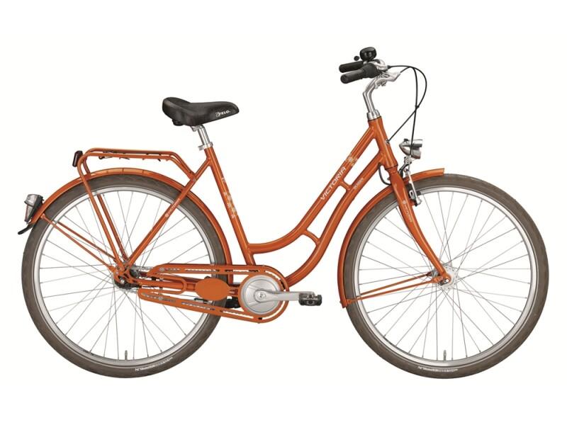 Victoria Skagen orange