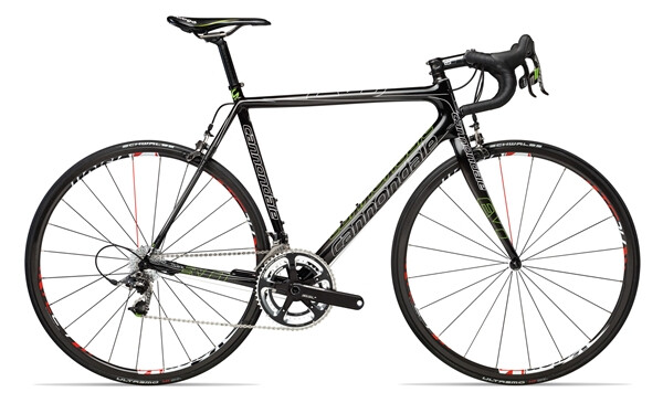 CANNONDALE - SUPERSIX EVO RED RACING black