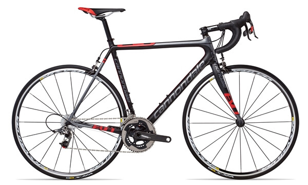 CANNONDALE - SUPERSIX EVO RED carbon