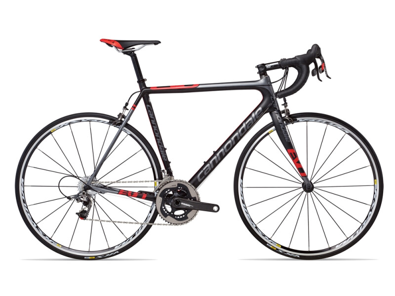 Cannondale SUPERSIX EVO RED carbon