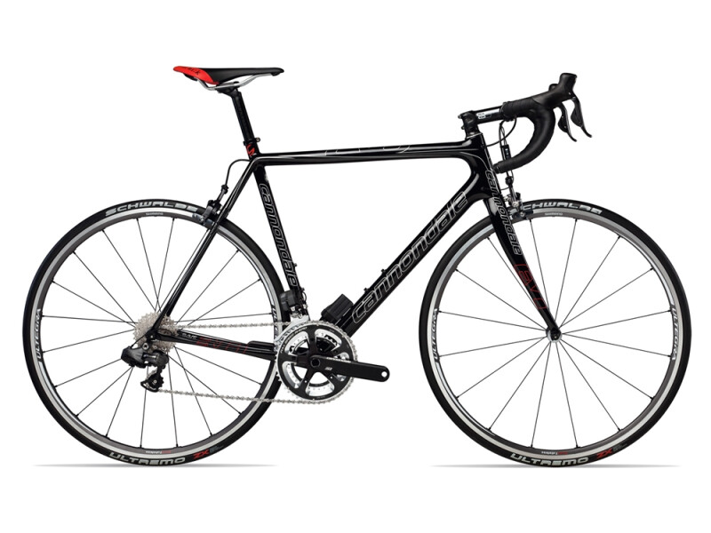 Cannondale SUPERSIX EVO ULTEGRA DI2 black