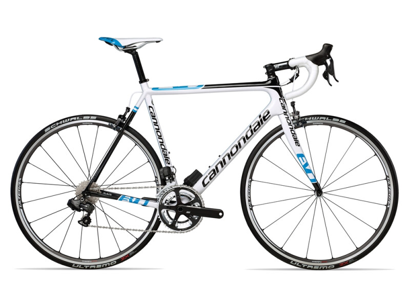 Cannondale SUPERSIX EVO ULTEGRA DI2 white