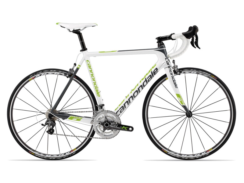 Cannondale SUPERSIX 3 ULTEGRA white