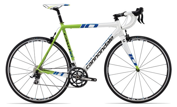 CANNONDALE - CAAD10 5 105 white