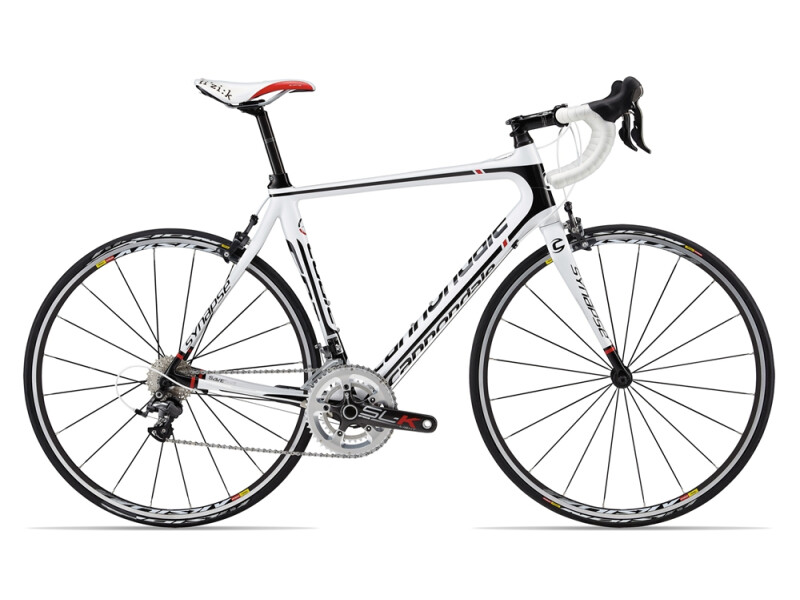 Cannondale SYNAPSE CARBON 3 ULTEGRA white
