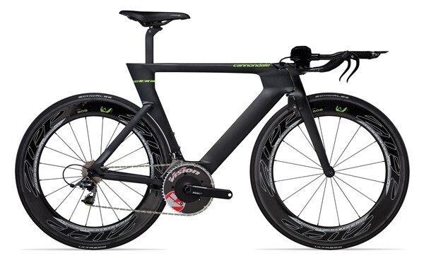 CANNONDALE - SLICE RS SRAM RED BLACK INC.