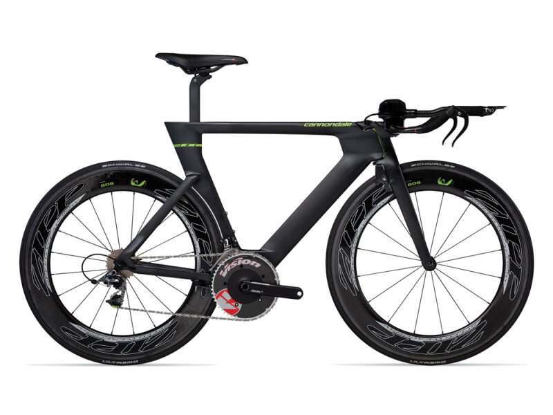 Cannondale SLICE RS SRAM RED BLACK INC.